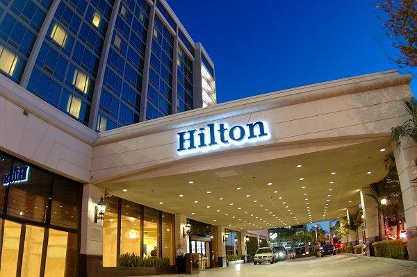 Отель «Hilton» Kiev
