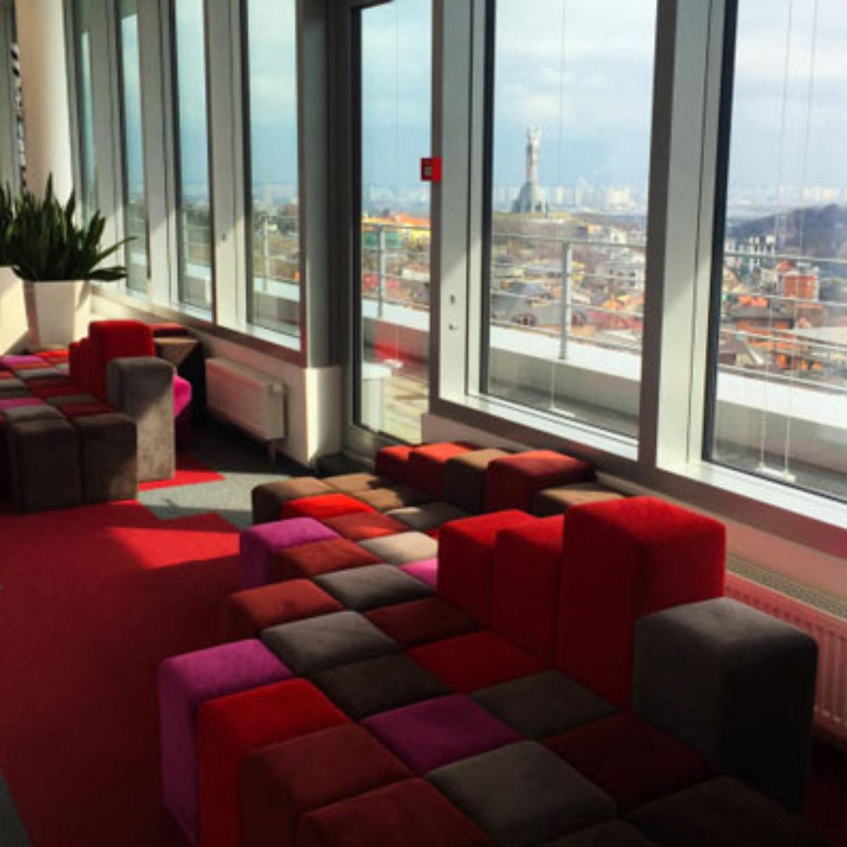 Офис Vodafone (МТС) Киев