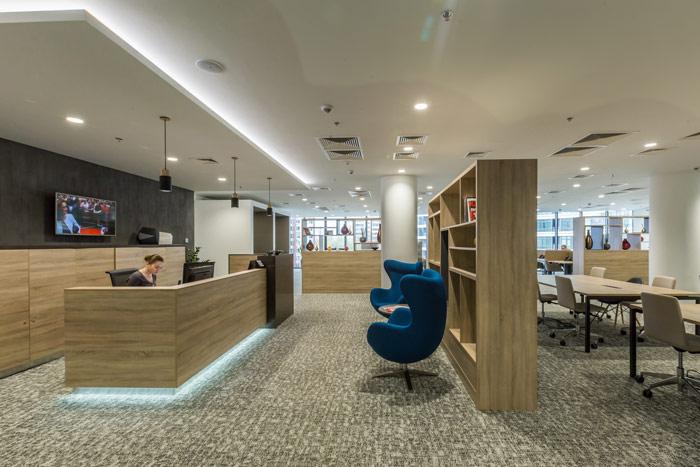 Офис Regus в БЦ «IQ»